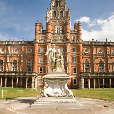 Royal Holloway University - esterno