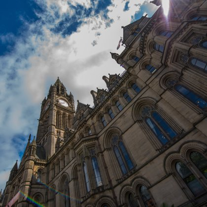 Soggiorni studio a Manchester in Inghilterra