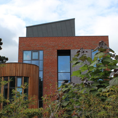 Reaseheath College - esterno