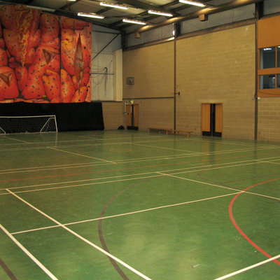 Reaseheath College - palestra